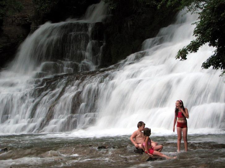 тернопольская область водопад
